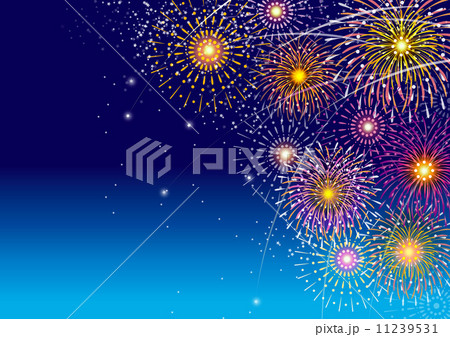 花火大会の宴 11239531