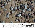 砂利 海岸 ビーチの写真 11240963