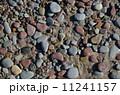 砂利 石 海岸の写真 11241157