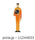 宇宙飛行士 飛行士 宇宙服 ヘルメット 11244633