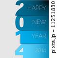 2014 2014年 平成26年のイラスト 11251830