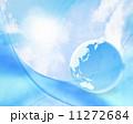 太陽と空と地球 11272684