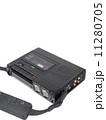 テープレコーダー(ショルダーベルト付き)~縦カット 11280705