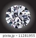 ダイヤモンド 写実的 現実的のイラスト 11281955