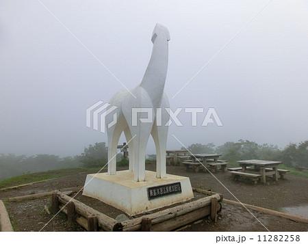 陣馬山白馬の像 11282258