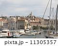 港 船 帆船の写真 11305357