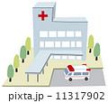 医療 救急車 救急のイラスト 11317902
