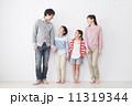 親子 ファミリー 家族の写真 11319344