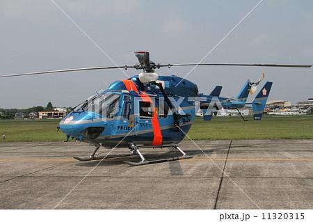 栃木県警察ヘリコプター 11320315