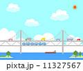 橋と交通 11327567