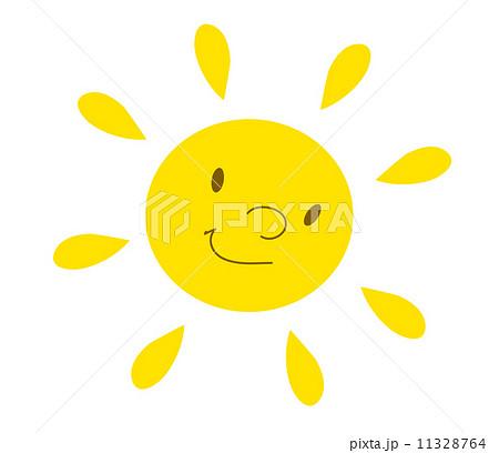 お天気:はれ・太陽 11328764