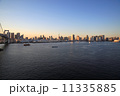 都心 ビル群 都会の写真 11335885