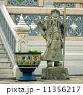 保護者 神話の 彫り物の写真 11356217