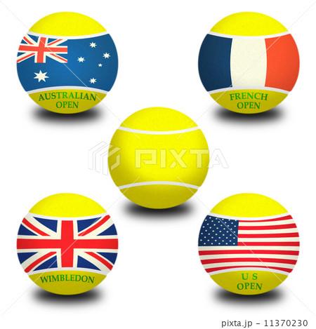 四 大 大会 テニス