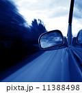 高速道路 鏡 自動車の写真 11388498