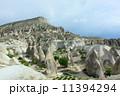 奇岩 キノコ岩 カッパドキアの写真 11394294