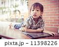少年 男の子 男児の写真 11398226