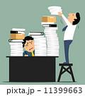 オフィス 事務所 職場のイラスト 11399663