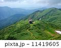 夏山 山 小屋の写真 11419605