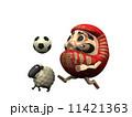だるまCG 11421363