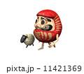 だるまCG 11421369