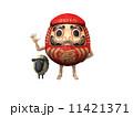 だるまCG 11421371