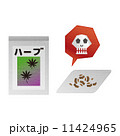 薬物 危険ドラッグ 脱法ハーブ  11424965