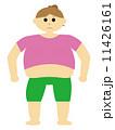 肥満の女性 11426161