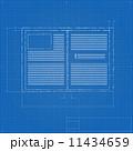 ノート 帳面 ブックのイラスト 11434659