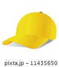 キャップ 帽子 バックグランドのイラスト 11435650