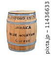 木樽 コーヒー樽 樽の写真 11436633