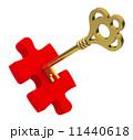 カギ キー 鍵のイラスト 11440618