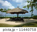 バカンス バリ島 ビーチサイドの写真 11440758