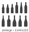 ぶどう酒 ワイン 葡萄酒のイラスト 11441222