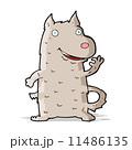 絵 キャラクター 文字のイラスト 11486135
