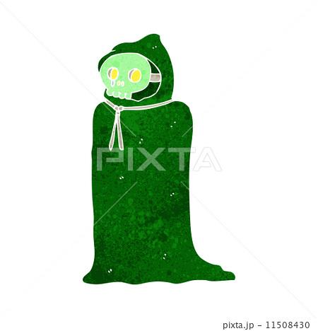cartoon spooky halloween costumeのイラスト素材 [11508430] - PIXTA