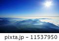 景観 青空 太陽の写真 11537950