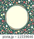 ドット 点々 テクスチャのイラスト 11539646