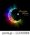スペクトル 分光 アラビア語のイラスト 11540988