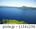 快晴の摩周湖 11541236