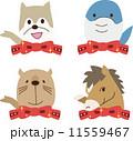 動物アイコン 11559467