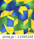 Abstract geometric Brazil flag 11560108