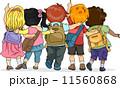 子供 児童 子どものイラスト 11560868