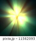 光 放射 放射状のイラスト 11562093