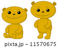 動物 おもちゃ マンガのイラスト 11570675
