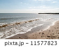 砂浜 海岸 海の写真 11577823
