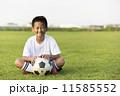 サッカー少年 11585552