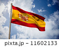 Composite image of spain national flag 11602133