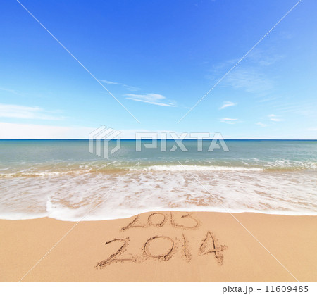 New Year 2014 is coming 11609485