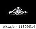 ダイヤ ダイヤモンド ダイアモンドリングの写真 11609614
